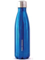 Yoko Design termolahev 500 ml lesklá modrá