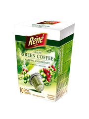 René Green Coffee 10x kapsle pro Nes.