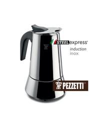 Moka konvice Pezzetti SteelExpress 2 šálky