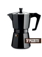 Moka konvice Pezzetti ItalExpress 6 šálků černá