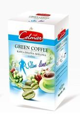 Celmar green ginger mletá zelená káva