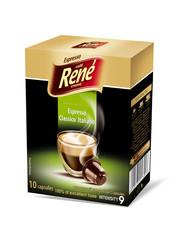 René Espresso Classico Italiano 10x kapsle pro Nespresso