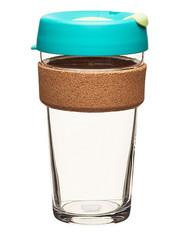 KeepCup Brew Cork Thyme L hrnek 454 ml