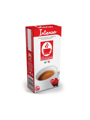 Tiziano Bonini Intenso kapsle pro kávovary Nespresso 10 ks