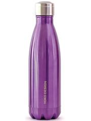 Yoko Design termolahev 500 ml lesklá fialová
