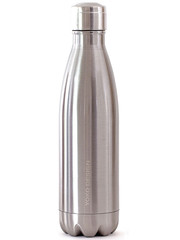 Yoko Design termolahev 500 ml lesklá stříbrná