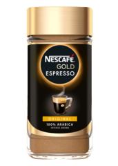 Nescafé Gold Espresso instantní káva 100g