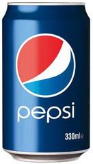 Pepsi 330ml plech