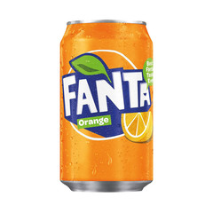 Fanta orange 330ml plech