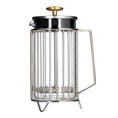 Barista&Co French Press Coral , Steel