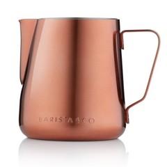 Barista&Co konvička na mléko Copper 420 ml