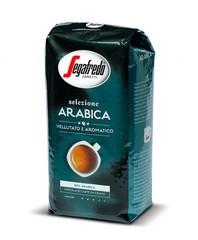 Segafredo Selezione Arabica zrnková káva 1 kg