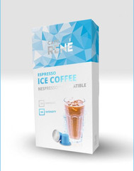 René Ice Coffee pro Nespresso, 10 ks