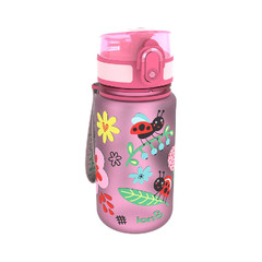 ion8 One Touch Kids Ladybirds, 350 ml