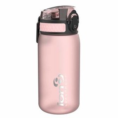 ion8 One Touch láhev Rose quartz, 350 ml