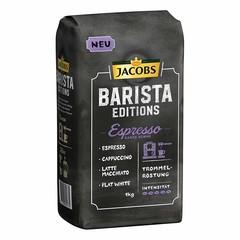 Jacobs Barista Editions Espresso zrnková káva 1 kg