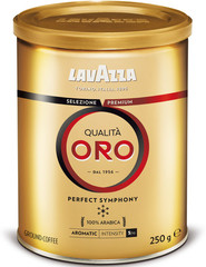 Lavazza Qualita Oro dóza mletá káva 250 g